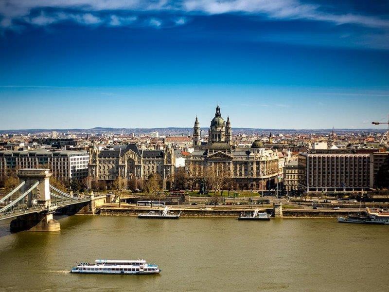 Будапеща и  Братислава- индивидуален пакет